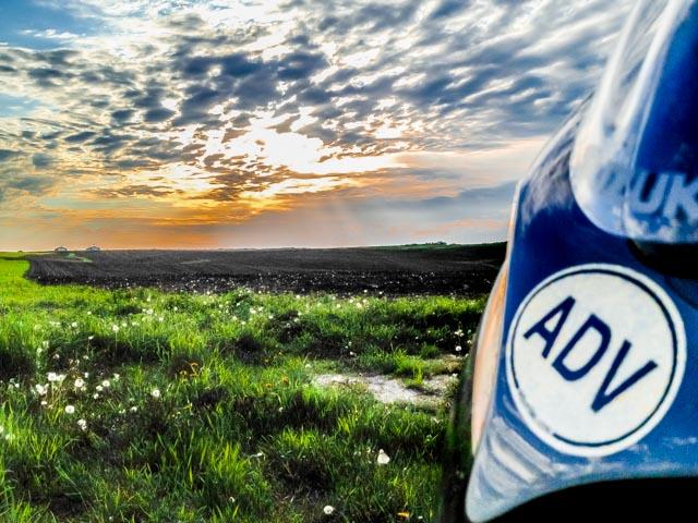 adv sunset
