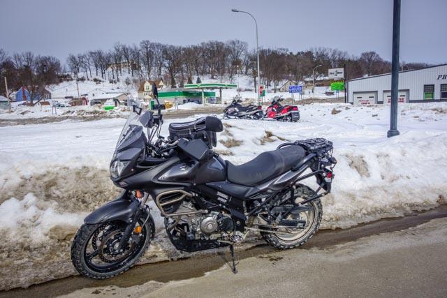 vstrom snow2